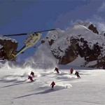 Heli Skiing India