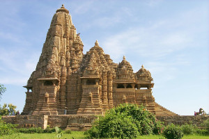 Kandariya Mahadeva Temple - Khajuraho