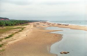 Malabar Coast Kovalam Beach Kerala