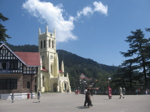 Shimla Hill Station Shimla travel guide