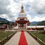 The Chorten Stupa