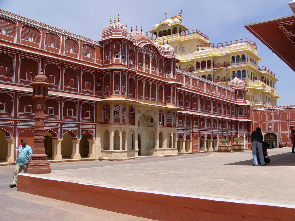 The City Palace-Jaipur