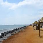The Pondicherry Beach