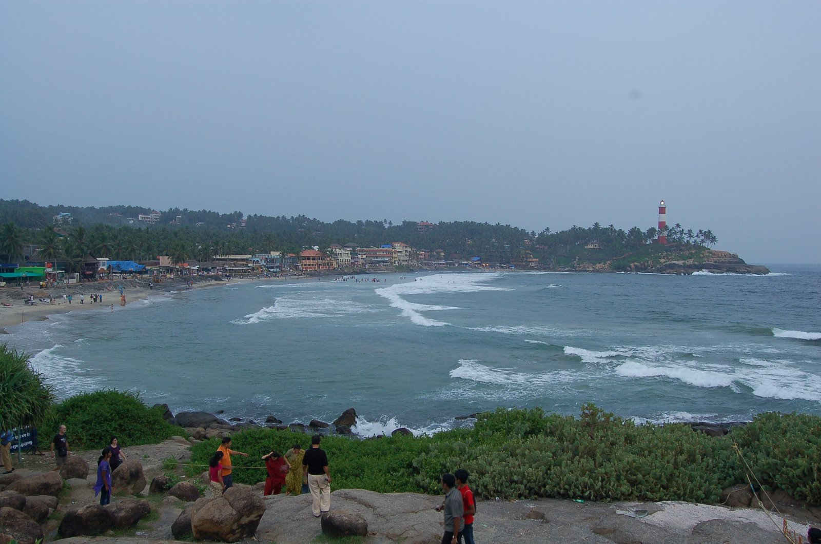 Colorful Sunset At The Kovalam Beach Kerala Explore More About The Kovalam Kerala Today S