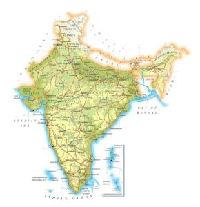 road map India