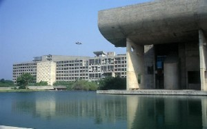 chandigarh secretariat building