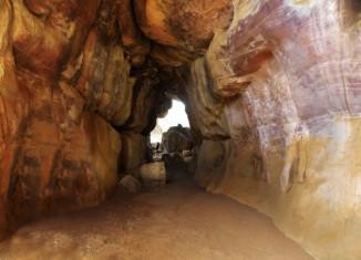 Bhimbetka-Caves