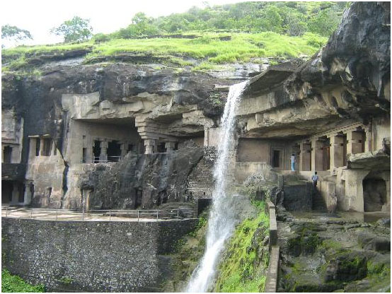 Architecture of Ellora Caves