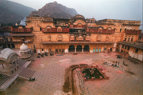 city palace alwar or vinay vilas mahal