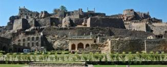 Golconda Fort Hydeabad