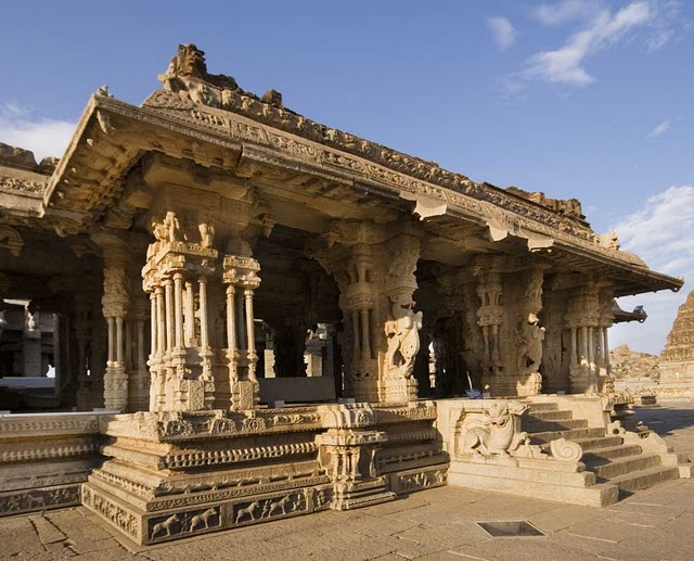 Architectural of Hampi