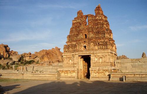 hampi- Vitthal Temple