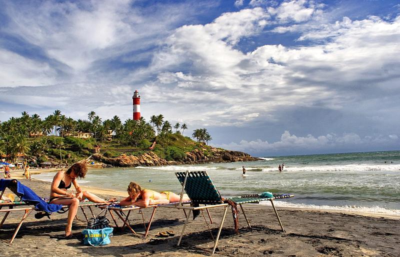 kovalam kerala beach Kovalam Beach Kerala