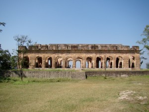 Auditorium at Sujanpur-Tira-fort