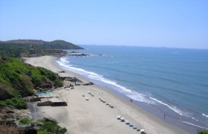 Chapora beach goa