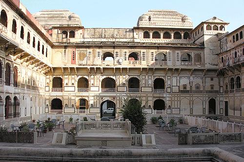 City palace Karauli