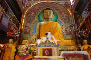 buddha statue tawang monastery