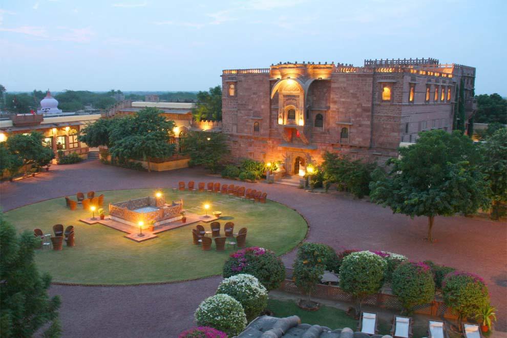 fort chanwa - Luni