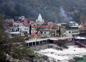 rishikesh temples