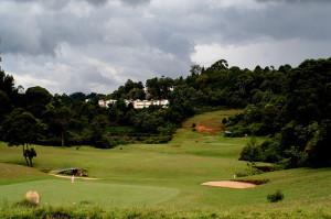 Golfing in Coonoor