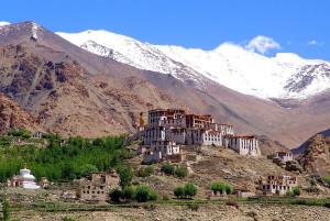 Likir monastery - Ladakh