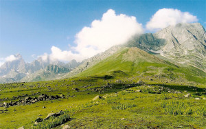 Sonamarg Kashmir Sirmaur travel guide