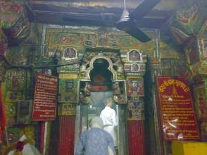 Bhootnath temple - mandi