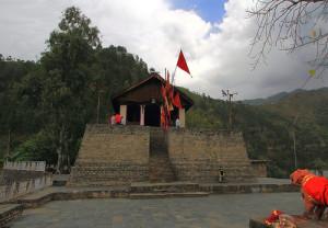 Chamunda Devi Temple - chamba