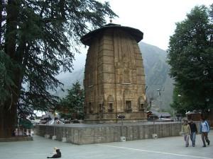 Chaursia temple - Bharmour