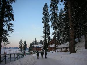Deotsidh - snow