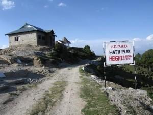 Hattu peak