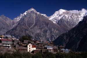 Kalpa village - himachal pradesh