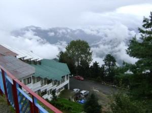 Kufri hills - himachal