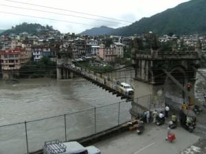Mandi-town