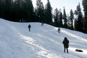 Narkanda in winter