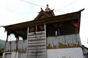 Shikhru Devta Temple - rohru