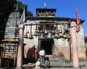 bagnath temple - kausani