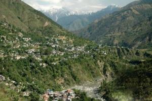 chamba hills - himachal pradesh