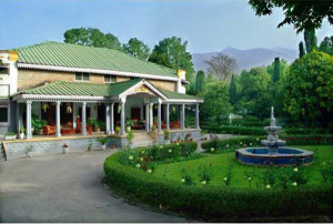 taragarh palace - motel