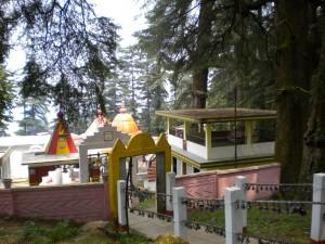 Gangolihat temple