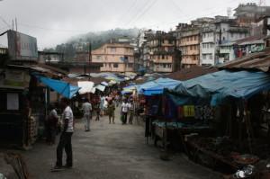 Kalimpong Market