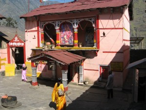 Temple Of Narshimha - joshimath
