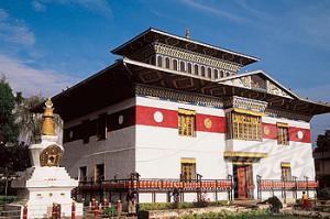 Thongsa Gompa - Kalimpong