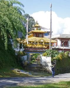 Bon monastery at Kewzing