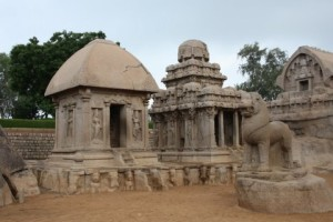 Five Rathas Mahabalipuram
