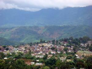 Haflong hills stations