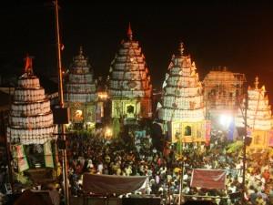 Kalpathy temple Palakkad