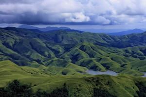 Kudremukh hills