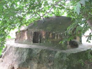 Maibong stone house