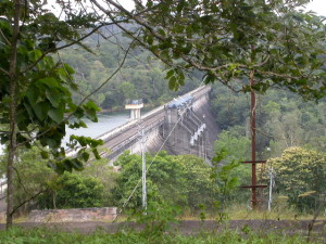 Peppara dam